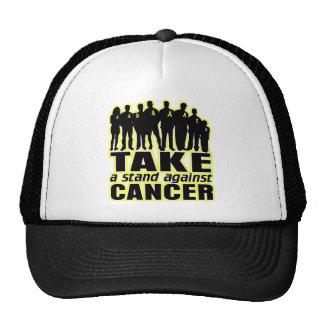 Sarcoma de Ewings - tome un soporte contra cáncer Gorros