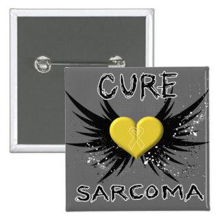 Sarcoma de la curación pin cuadrada 5 cm