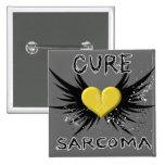 Sarcoma de la curación pins