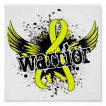Sarcoma del guerrero 16 impresiones