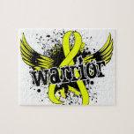 Sarcoma del guerrero 16 rompecabezas con fotos