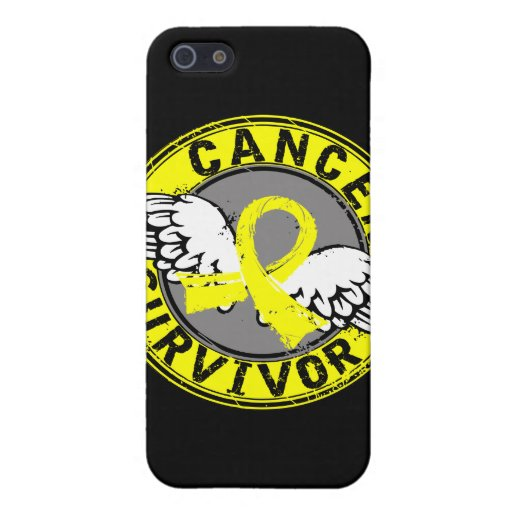 Sarcoma del superviviente 14 iPhone 5 carcasa