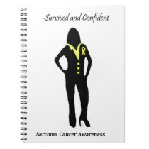 Sarcoma Female Professional Notebook