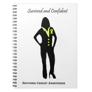 Sarcoma Female Professional Notebook