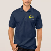 Sarcoma: Fight for the Cure! Polo Shirt