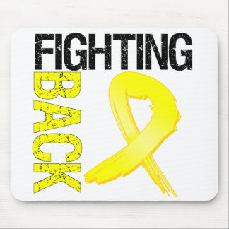 Sarcoma Fighting Back Mouse Pads