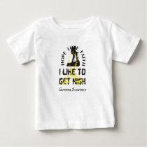 Sarcoma Hope - Sarcoma Awareness Baby T-Shirt