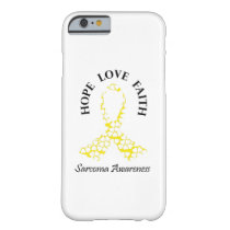 Sarcoma Hope - Sarcoma Awareness Barely There iPhone 6 Case