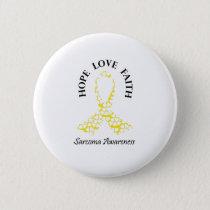 Sarcoma Hope - Sarcoma Awareness Button