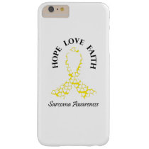 Sarcoma Hope - Sarcoma Awareness Barely There iPhone 6 Plus Case