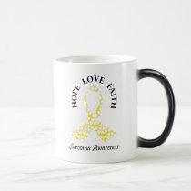 Sarcoma Hope - Sarcoma Awareness Magic Mug