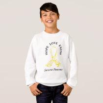 Sarcoma Hope - Sarcoma Awareness Sweatshirt