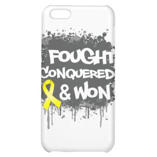 Sarcoma I Fought Conquered Won Case For iPhone 5C