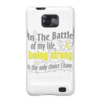 Sarcoma In The Battle Samsung Galaxy SII Case