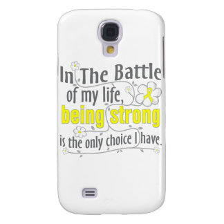 Sarcoma In The Battle Galaxy S4 Covers