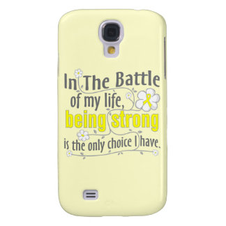 Sarcoma In The Battle Galaxy S4 Case