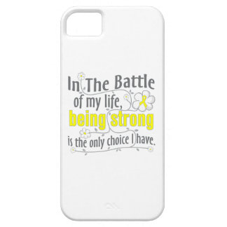 Sarcoma In The Battle iPhone 5 Cases