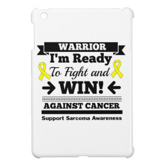 Sarcoma listo para luchar y para ganar