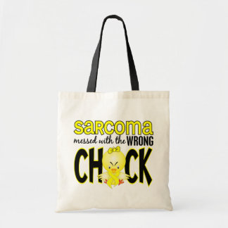 Sarcoma Messed With The Wrong Chick Bags