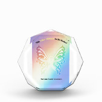 Sarcoma Moms are as Pretty As A Butterfly Award