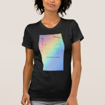 Sarcoma Moms are as Pretty As A Butterfly T-Shirt
