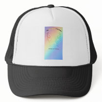 Sarcoma Moms are as Pretty As A Butterfly Trucker Hat