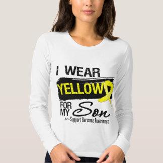 Sarcoma Ribbon For My Son T-shirt