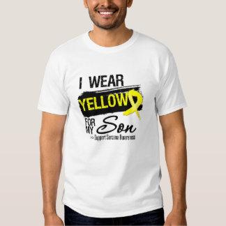 Sarcoma Ribbon For My Son T Shirt