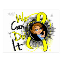 Sarcoma Rosie Cartoon WCDI.png Postcard