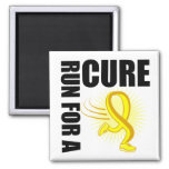 Sarcoma Run For a Cure Magnet