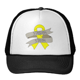 Sarcoma Standing Strong Trucker Hat
