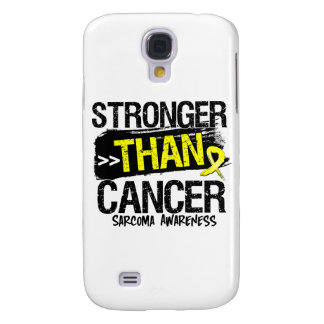 Sarcoma - Stronger Than Cancer Samsung Galaxy S4 Covers