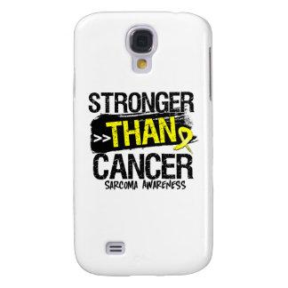 Sarcoma - Stronger Than Cancer Galaxy S4 Case