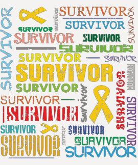 Sarcoma Survivor Collage.png Tee Shirt