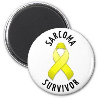 Sarcoma Survivor Magnet