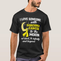 Sarcoma survivor - Sarcoma cancer awareness T-Shirt