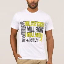 Sarcoma Warrior T-Shirt