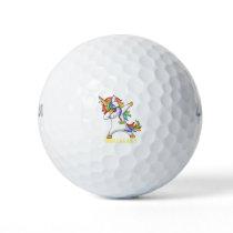 SARCOMA Warrior Unbreakable Golf Balls