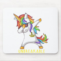 SARCOMA Warrior Unbreakable Mouse Pad