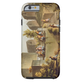 Sarcophagi and Sepulchres at the Head of the Harbo Tough iPhone 6 Case