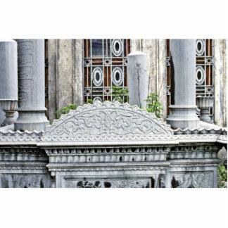 Sarcophagil de autoridades estatales más recientes escultura fotografica