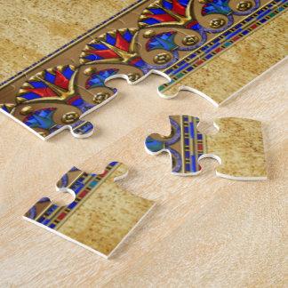 Sarcophagus 3D Egyptian Jigsaw Puzzle