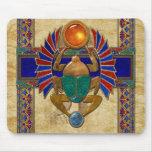 Sarcophagus 3D Egyptian Mouse Pad