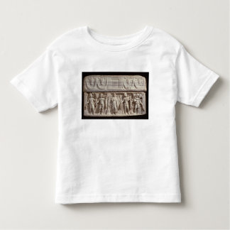 Sarcophagus depicting the deceased toddler t-shirt
