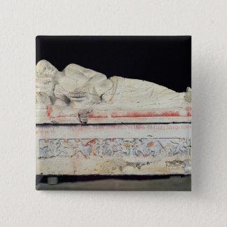 Sarcophagus, Etruscan Button