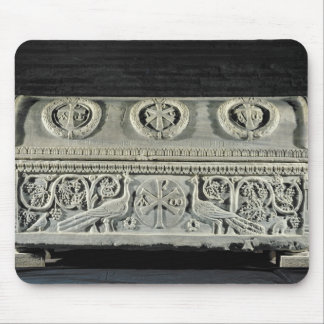 Sarcophagus of bishop Theodore Mouse Pad