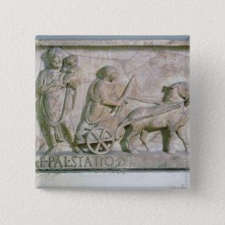 Sarcophagus of Cornelius Statius Button