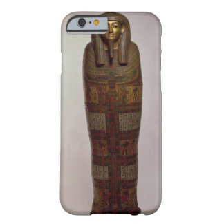 Sarcophagus of Nehemes Mentou, priest of Amon, Egy Barely There iPhone 6 Case