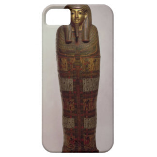 Sarcophagus of Nehemes Mentou, priest of Amon, Egy iPhone SE/5/5s Case