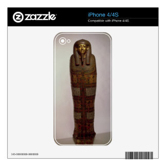 Sarcophagus of Nehemes Mentou, priest of Amon, Egy Skins For iPhone 4S